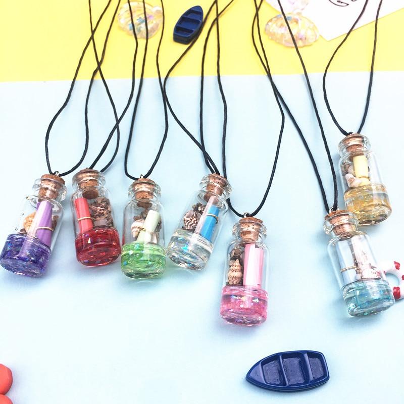 Make A Wish Bottle Pendant 3