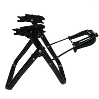 Bicyle Repair Tool Aluminum Alloy Bicycle Wheel Truing Stand Folding Front and Rear Conversion Bike Wheel Maintenance Support