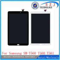 New For Samsung Galaxy Tab E 9.6 SM T560 T560 T561 Touch Screen Sensor Glass Digitizer + Lcd Display Panel Assembly