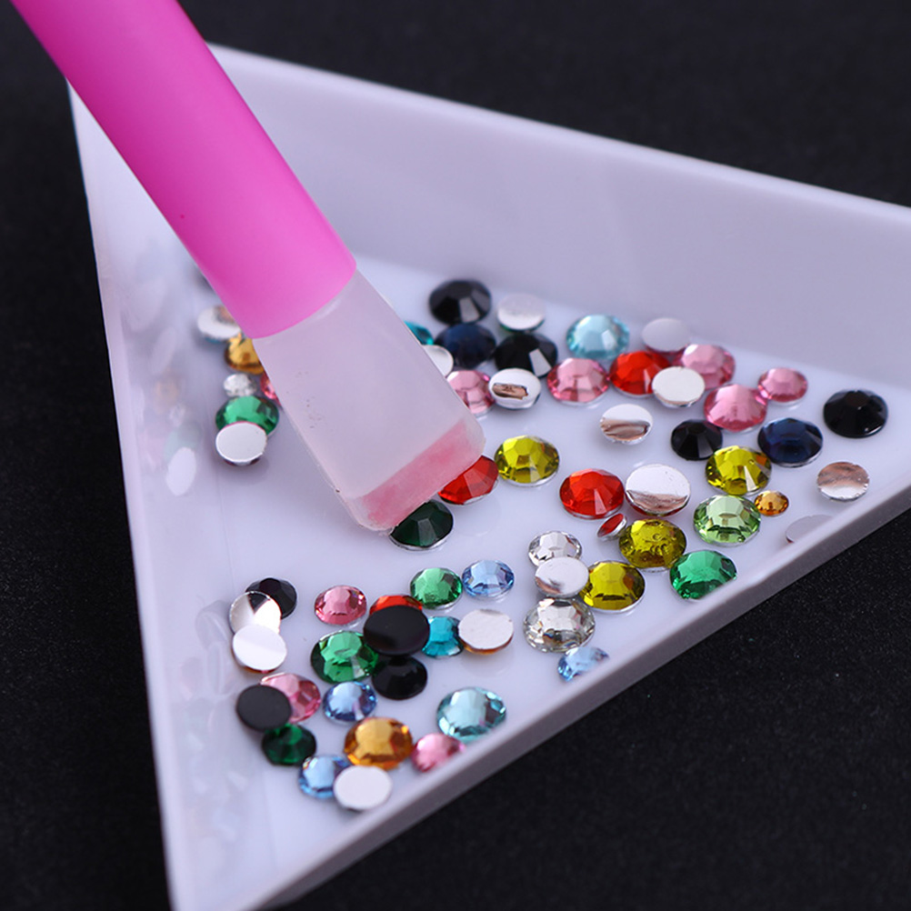 DIY Diamond Painting Pen Diamond Embroidery Tool Double Heads Nail Art Tool crit