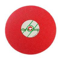 Fiber Polishing Buffing Wheel 320# Grit Nylon Abrasive 300mm Dia 50mm 9P Hardnes