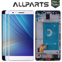 For HUAWEI HONOR 7 LCD 5 2 Inch Tested AAA Display For HUAWEI HONOR 7 LCD