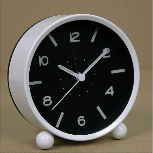 Luminous Despertador Small Alarm Clock Neon Fashion Control LED Display Electronic Desktop Digital Table Clock WITH BACKLIGHT