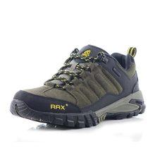 Rax Hommes Chaud et Imperméable Randonnée Chaussures Femmes En Plein Air Alpinisme Escalade Chasse Chaussures Hommes Orteil Protection Non Slip