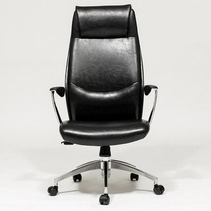 Ordinateur bureau à domicile inclinable massage boss ascenseur tourner repose-pied siège chaise pivotant offre spéciale pieds en alliage d'aluminium