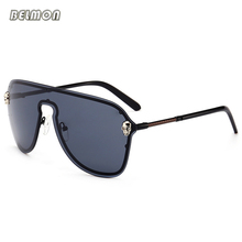 Sunglasses Women Men Fashion Luxury Brand Designer Skull Sun Glasses For Ladies Retro UV400 Male Female Oculos de sol RS541