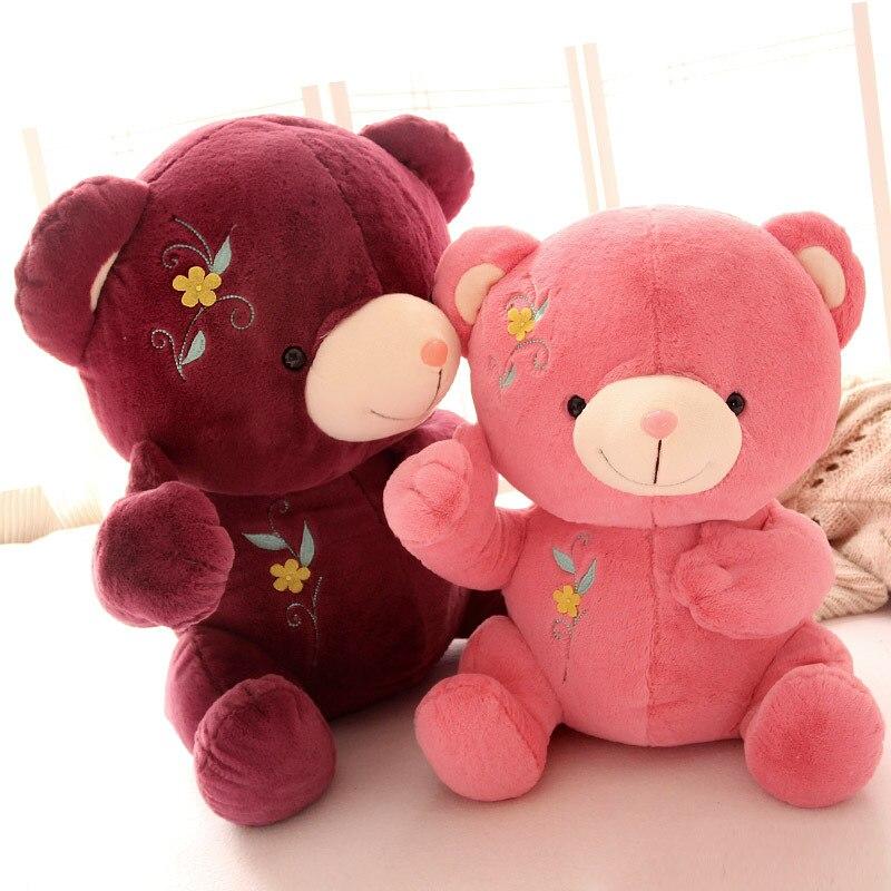 Кэндис Го! Новое поступление плюшевые игрушки куклы милый цветок мишки превью похвалы рожать детей подарок на день рождения 1 шт.