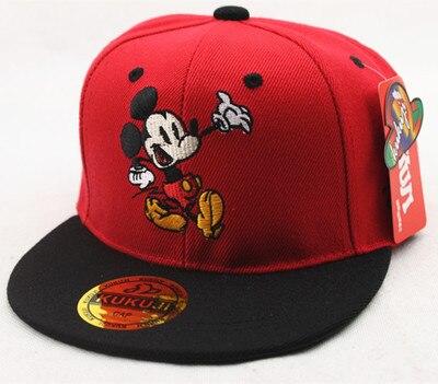 Fashion Cartoon Mouse Kids Hat Boys And Girls Healthy Comfortable Cute Baseball Caps Adumbral Ventilate Adjustable Baseball Hat 4