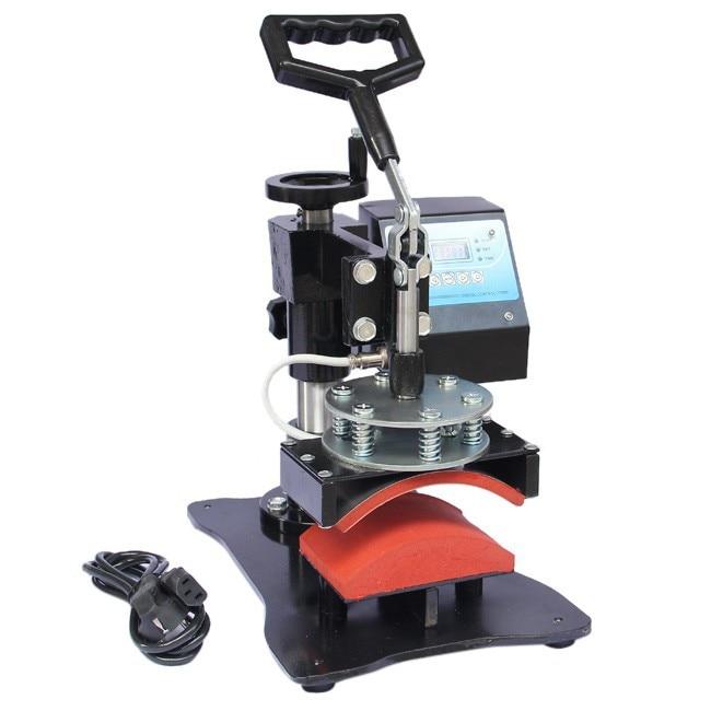 Heat Press Machine For Printing Hat Digital Grilled Hot-caps Hat Cap Printing Machine Wholesale Figure