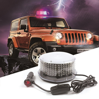 LED Strobe Lichten Hoge Helderheid Hazard Emergency Lamp 240 Lampen Truck Auto auto Dak Flash