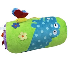 Baby  Early Education Crawling Roller  Fitness Sports Soft Stuffed Plush Toys