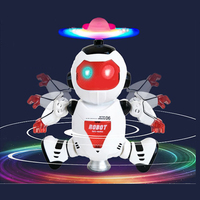 New Electric Singing And Dancing Intelligent Robot Baby Baby Toys Transformers Robot Toys Vintage Robot Toys