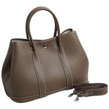 Luxury Brand 2019 Casual Women Handbags Genuine Leather Messenger Bags Famous Design Female Tote Shoulder Bag Bolsa Feminina все цены