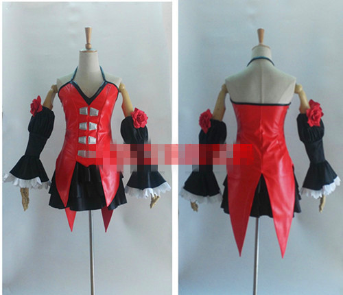 Tekken 7 Cosplay tk7 Elisha cosplay costume custom made/size