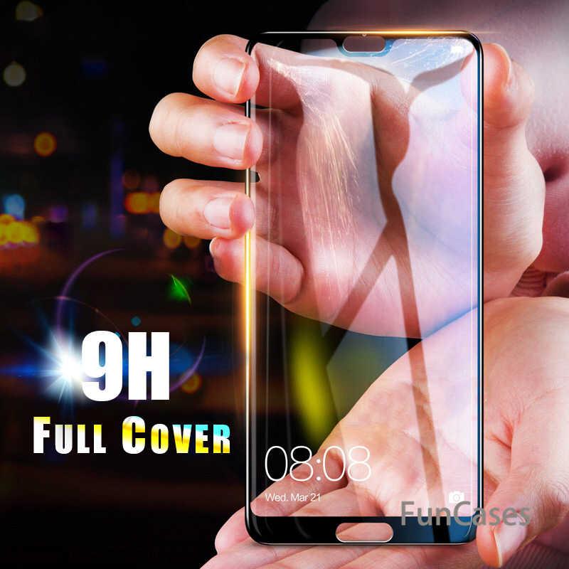 Verre de protection pour Huawei P10 P20 lite boîtier en verre trempé pour Huawei Hawei Mate 20 10 P20 Pro P9 P Smart Plus couverture de Film de verre