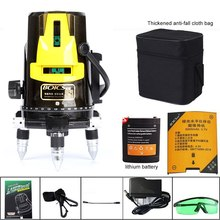 2 Lines 3 Lines 5 Lines  LBlue Laser Level Powerful LED Laser BeamAutomatic 360 Rotary Slash Function Vertical Horizontal kaitian green 3 lines 4 points laser level self leveling tilt slash function 360 rotary outdoor vertical horizontal laser lines