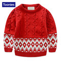 2017 New Arrival Spring Autumn Children Sweater Kids Fashion Cotton Sweater Boys Girls Warm Outerwear Children Clothing 3 Color