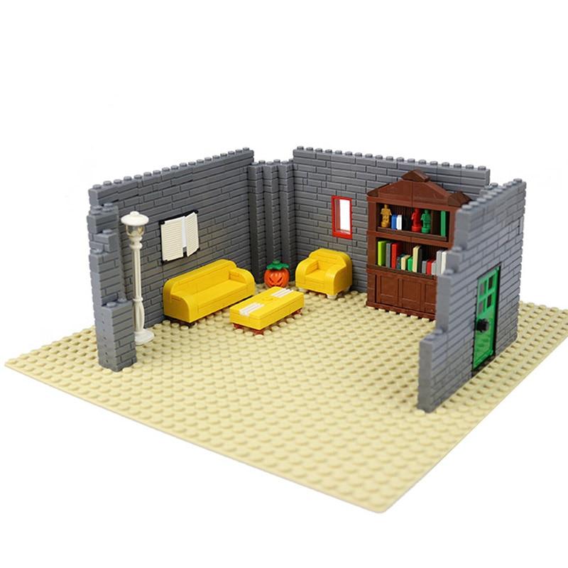 Model Home Furniture Outlet: Aliexpress.com : Buy City Block Series Sofa Tea Table
