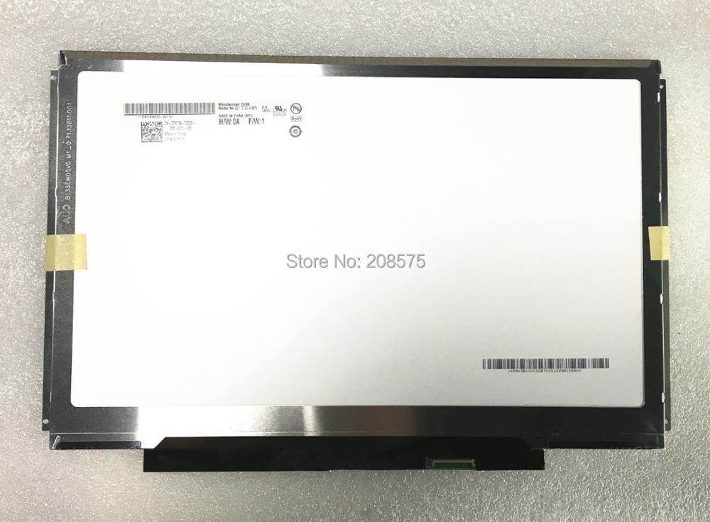 Free Shipping ! B133EW05 V.0 B133EW05 V0 LTD133EV3D LP133WX2-TLA1 For Dell E4300 LCD Display Screen 1280*800 40Pins free shipping 14 1 lcd led screen for dell e6410 notbook b141ew05 v 5 lp141wx5 tpp1 ltn141at16 n141i6 d11