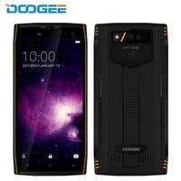 Original DOOGEE S50 IP68 Waterproof Cell Phone Phone 5.7 6GB RAM 64GB ROM MTK Helio P23 Octa Core Quad Cams 5180mAh Smartphone