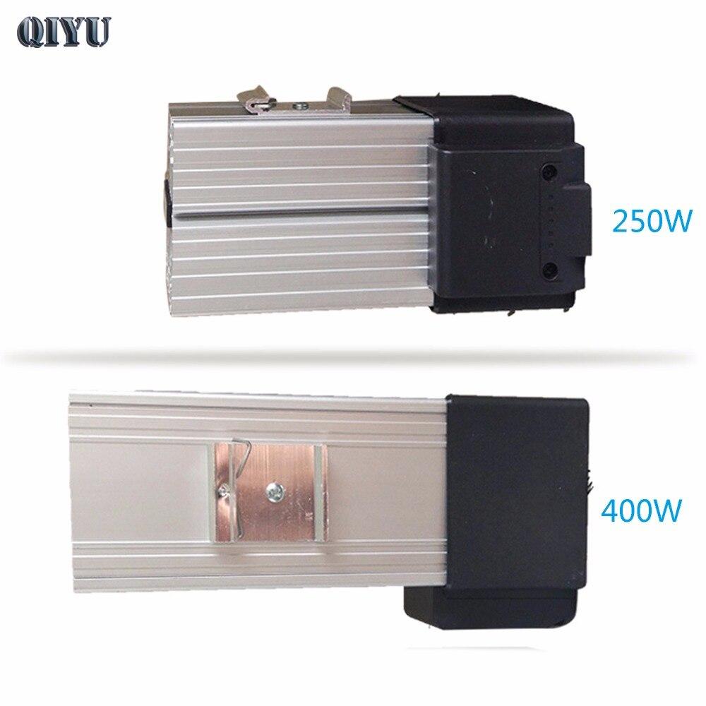 The fan heater HGL046 250W HGL046 400W Cabinet prevent condensation heater Air heater High power PTC