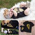 Family Matching Women T-shirt Mother Baby Romper Bodysuit Outfits Clothes