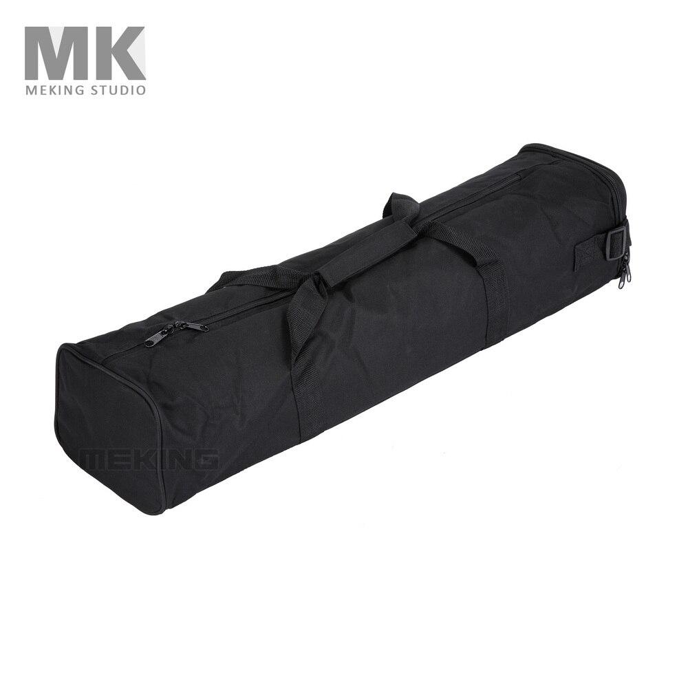 Meking 80cm/32in bag Photo studio Equipment Padd Zipper case for Light Stand Umbrella tripod photographic shooting Fotografia