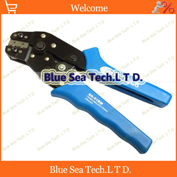 все цены на 1 pcs Connector crimping tool For 28-20 AWG ,0.08-0.5mm2 of SAN JC20 XH/TJC3 SM SCN 250 JC25 EI Dupont/TJC8 2.5/2.54 2.0 онлайн