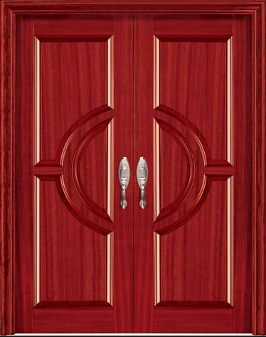 Factory Custom Panel Design Oak Solid Wood Main Door, External Swing Doors  , 100% Solid Wood In Doors From Home Improvement On Aliexpress.com |  Alibaba ...