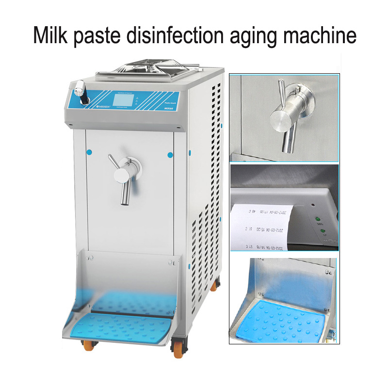 MIX30 Milk Pasteurizer Machine  Milk Paste Disinfection Aging Machine 30L Homogeneous Aging Machine 220V