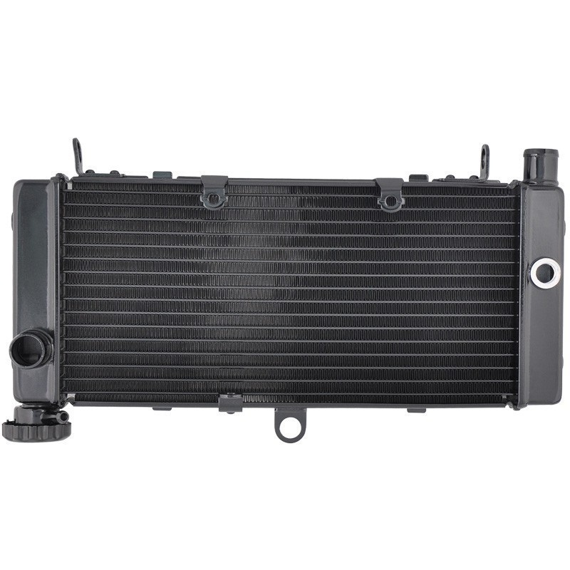 Motorcycle Aluminium Cooling Radiator For Honda Hornet600 CB600 PC34 CB600F CB 600 1998 1999 2000 2001 2002 2003 2004 2005 8d0121251m car cooling circular tube radiator for audi a4 quattro 1997 2001 volkswagen passat 1998 2005 auto radiator engine
