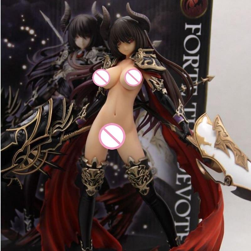 1/8 PVC et résine Sexy figure Rage de Bahamut sombre Dragoon Forte adulte nue Anime Collection modèle GK