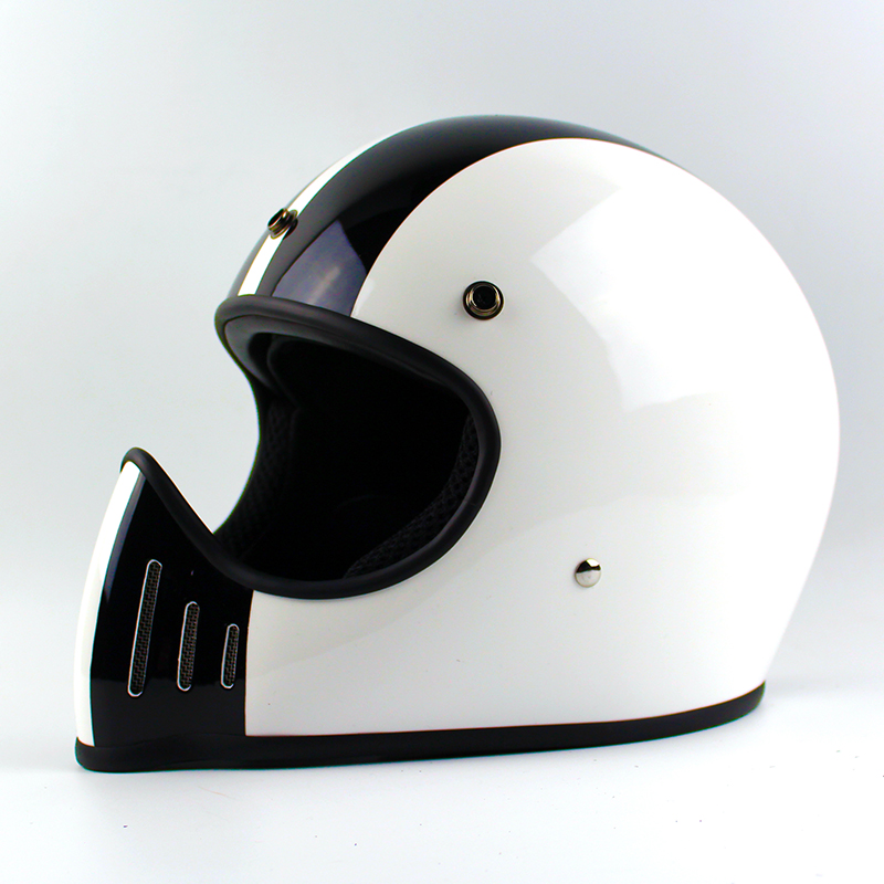 motorcycle helmet brand japan tt co thompson ghost rider racing shiny vintage helmets full. Black Bedroom Furniture Sets. Home Design Ideas