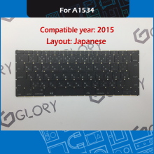 Early 2015 Japan Standard Japanese Keyboard For Macbook Retina 12″ A1534 Keyboard Replacement EMC 2746