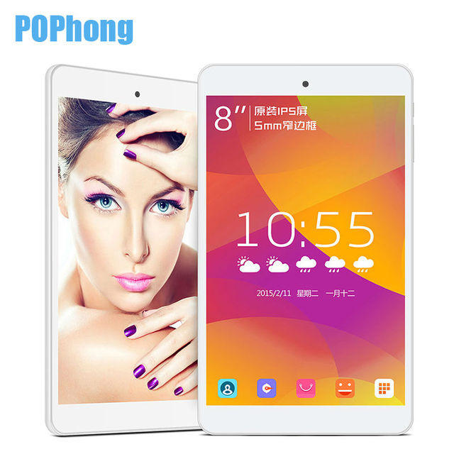 8.0 INCH Teclast P80H MTK MT8163 Quad Core Android 5.0 Slim Tablet PC 8GB ROM 2.0MP 1280*800 GPS OTG