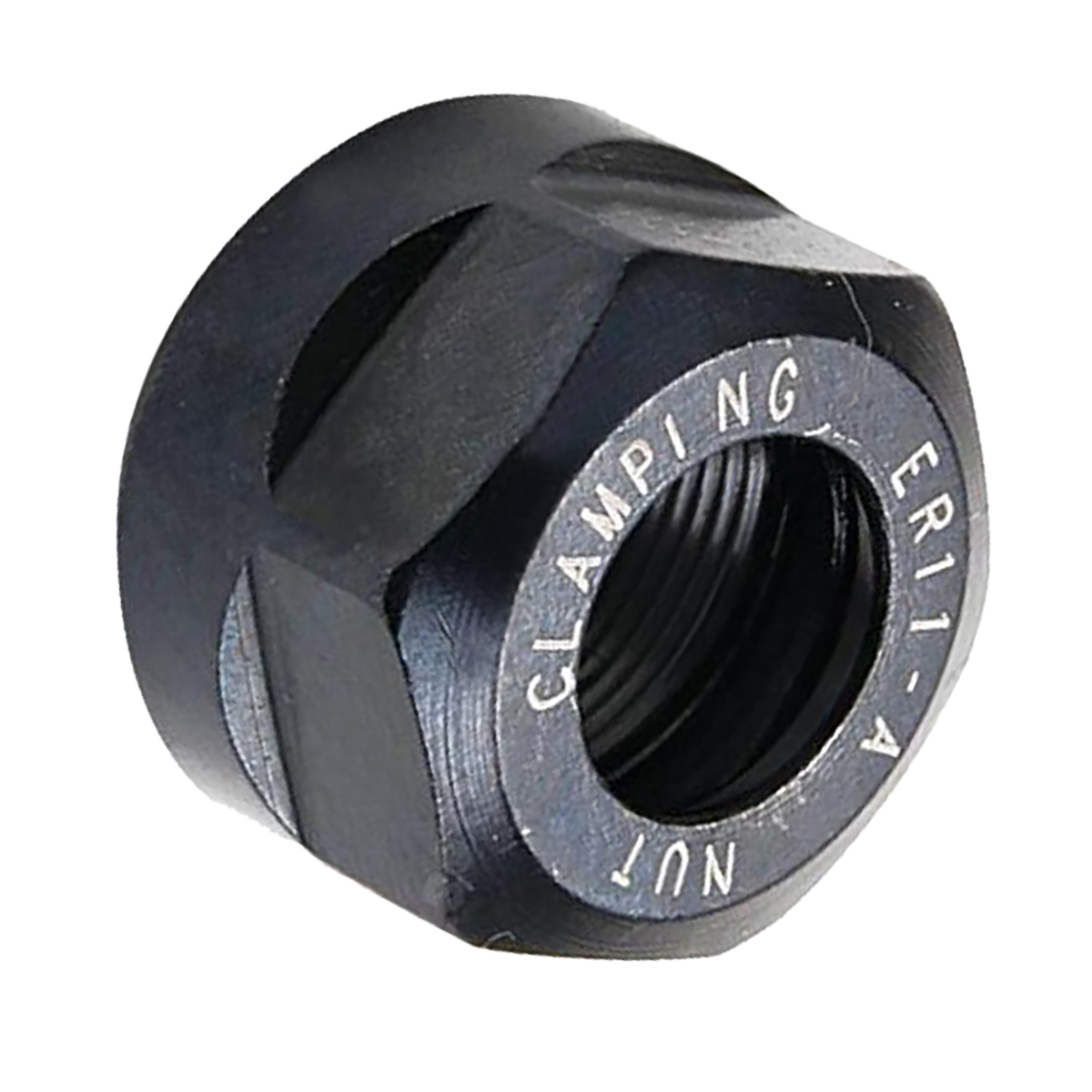 цена на 1Pc Clamping Nut ER11 A Type M14*0.75 Collet High Hardened Clamping Nuts For CNC Milling Chuck Holder Lathe Mayitr