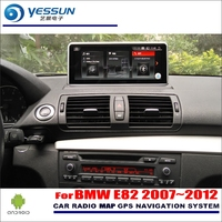 YESSUN 10 inch HD Screen For BMW E82 2007~2012 Car Android Radio Stereo Audio Video Player GPS Navigation Media No DVD