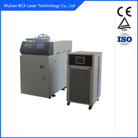 10 years experience Hand held fiber transmission laser welding machine 200W 300W 500w Laser Spot welding machine