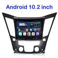 Quad Core Android 10.2 inch CAR stereo Audio FOR Hyundai Sonata 8 YF I40 I45 I50 2011 2012 2013 2014 2015 dvd gps radio