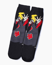 Naruto Cotton Socks