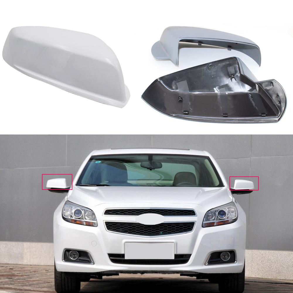 Capqx For Chevrolet Malibu 2012 2017 Rearview Cover Side