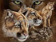 Diamond embroidery animal 5D Diamond Painting Cross Stitch kits tiger Square rhinestone Drill Full DIY Diamond Mosaic Decoration mooncresin diamond painting cross stitch comfortable tiger animal diy diamond embroidery full round 5d diamond mosaic decoration