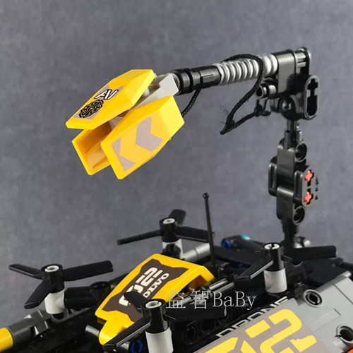 Image 3 - DECOOL TECHNIC 3380 2IN1 Volvo Wheel Loader ZEUX Model Building Blocks Bricks Toys for children GIFTS compatible legoly 42081-in Blocks from Toys & Hobbies