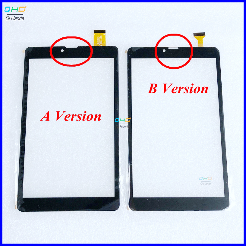 купить New Touch Screen Digitizer For 8'' inch Prestigio Muze PMT3708 3G PMT3708D Tablet Touch Panel Sensor Replacement parts по цене 543.3 рублей