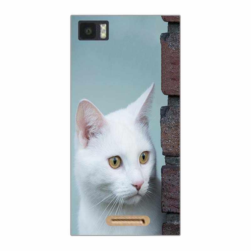 """الأزياء الهاتف حالات ل Infinix الصفر 3 Zero3 X552 5.5 """"حالة طباعة روز الذئب منقوشة غطاء لينة سيليكون TPU قذيفة Fundas الفقرة"""