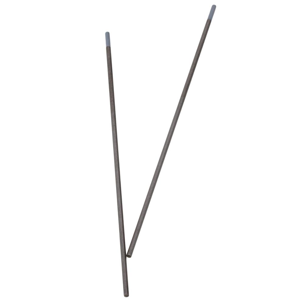 10pcs WT20 Gray TIG Welding Tungsten Electrode 2% Ceriated Replace 4.8x 150mm wt20 tig welding tungsten electrode 2