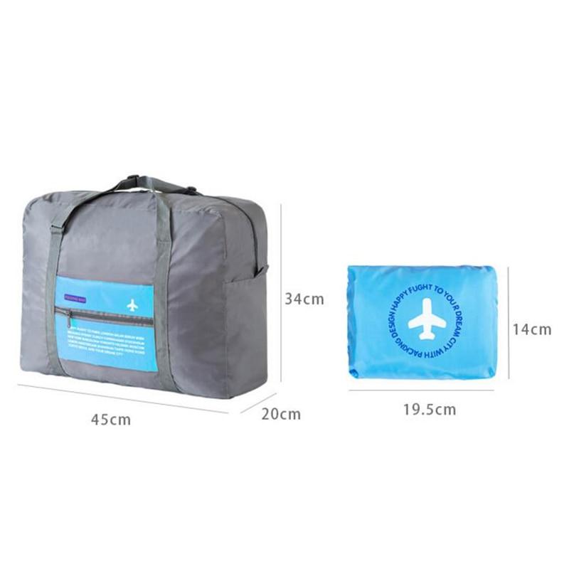 organizar bolsa Size M : One Conjunto Big Capacidade OF Bags Unisex Clotehing Sorting Organize Bag