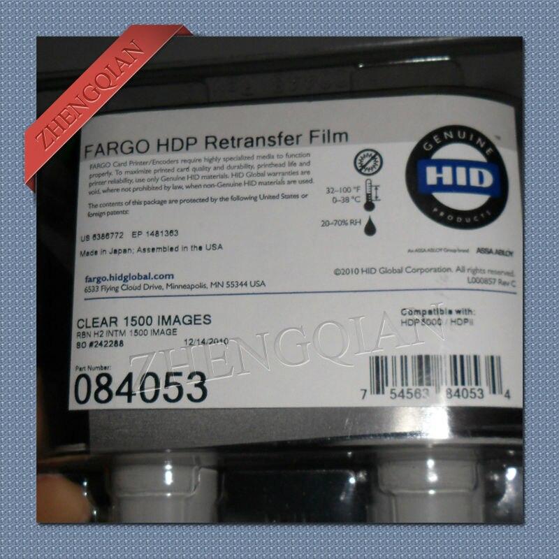 все цены на 84053 Clear HDP Retransfer Film for  HDP5000 ID card printers онлайн