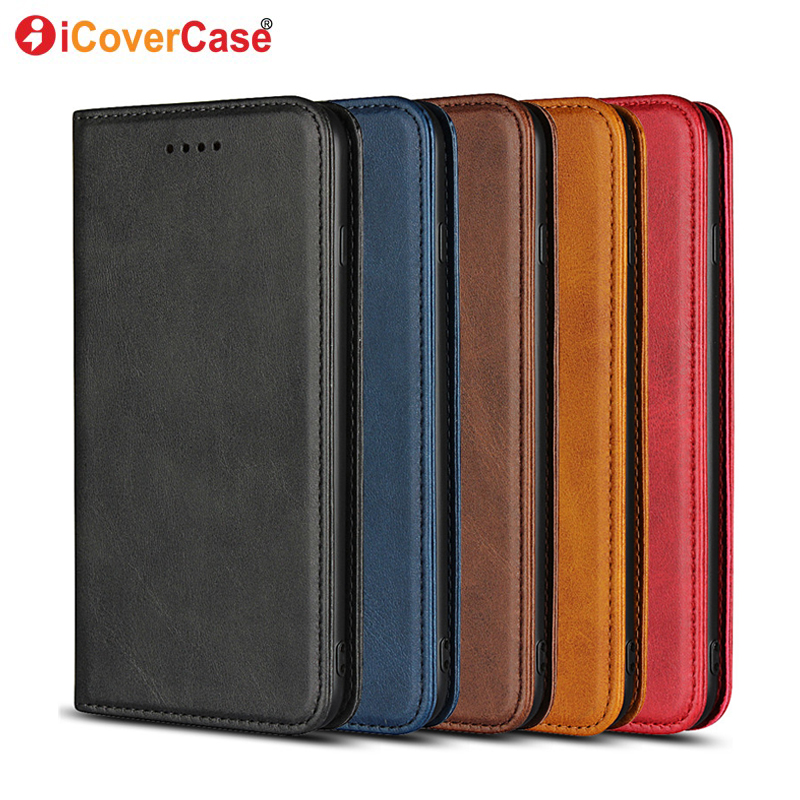 Leather Wallet <font><b>Case</b></font> For Apple iPhone 6 6s 7 8 plus X <font><b>Case</b></font> luxury Flip Business Cover for <font><b>iPhoneX</b></font> Magnetic Phone <font><b>Cases</b></font> Accessory image