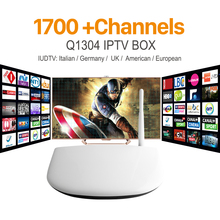 Европа Арабский IPTV Апк Сервер Канал Спорт с 3 6 12 месяцев 1700 VIP Подписки IPTV Каналов Quad Core Android Smart TV коробка